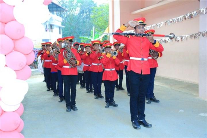 St Josephs Public School-Brand Troop
