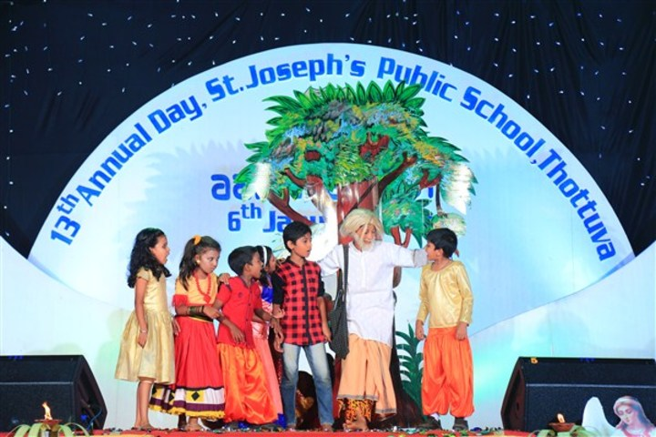 St Josephs Public School-Drama