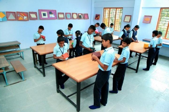 St Josephs Public School-Maths Lab