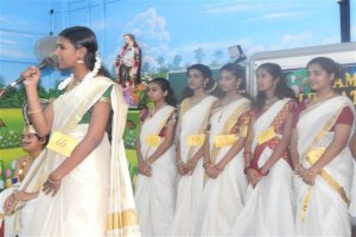 St Josephs Public School-Onam Celebrations
