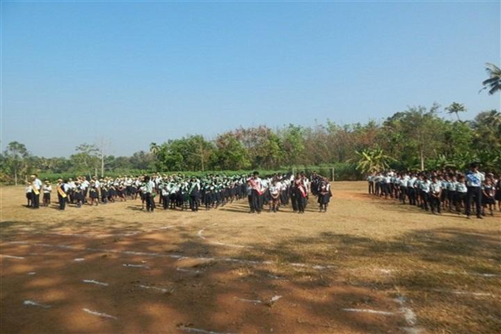 St Josephs Public School-Play Ground
