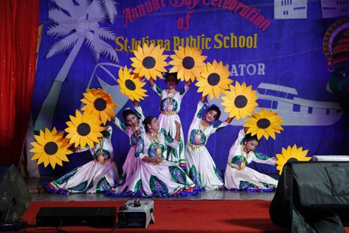 St Julianas Public School-Annual Day