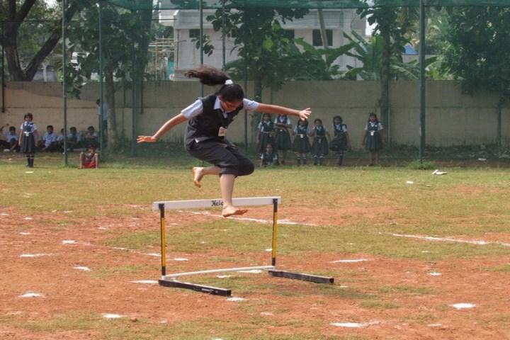 St Julianas Public School-Atlethics