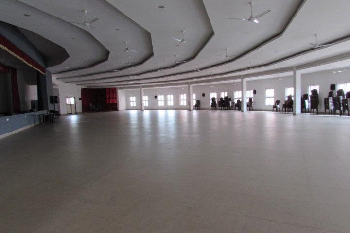 St Julianas Public School-Auditorium