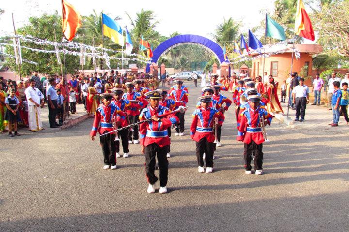 St Julianas Public School-Band Troop
