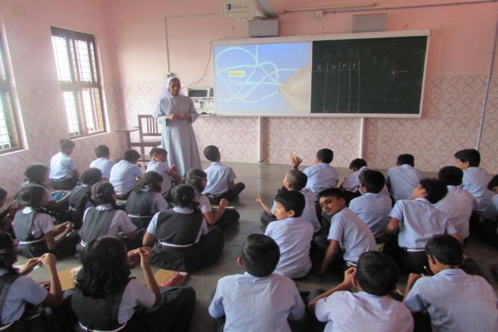 St Julianas Public School-Classroom