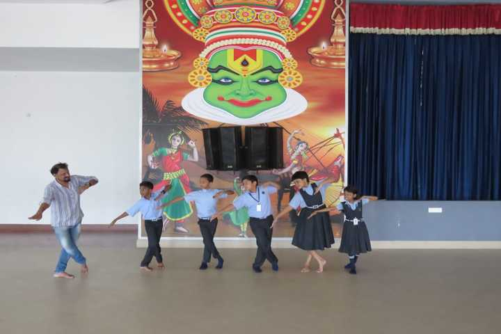 St Julianas Public School-Dance Room