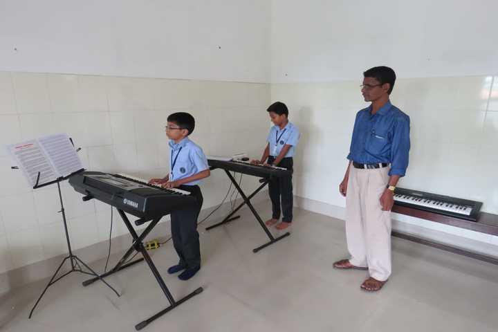 St Julianas Public School-Music Room
