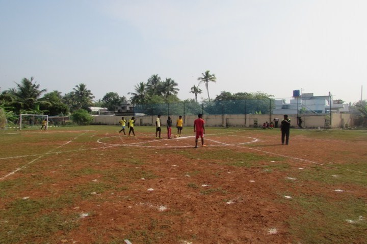 St Julianas Public School-Play Ground