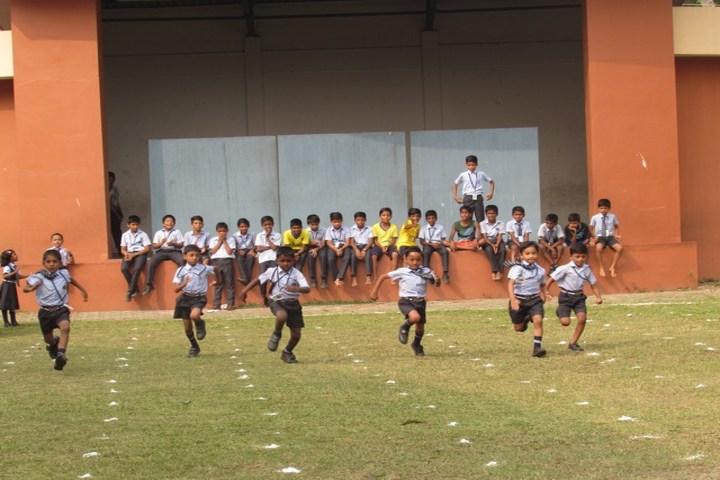 St Julianas Public School-Sports Day
