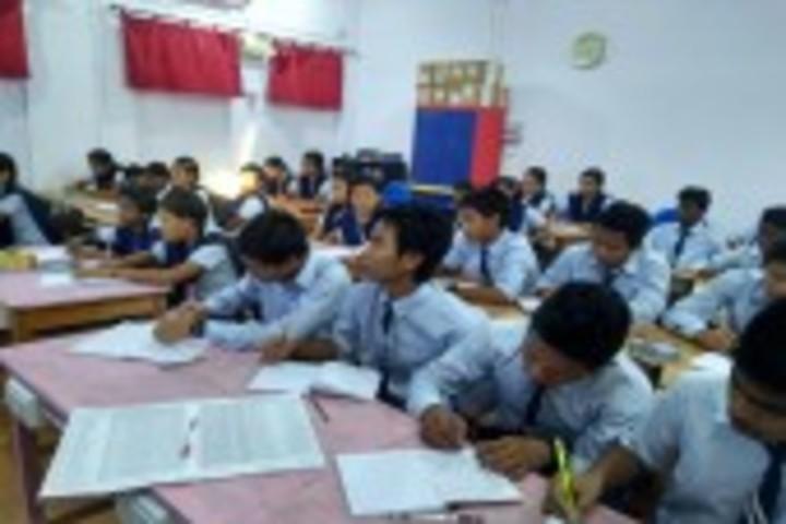 Jawahar Navodaya Vidyalaya- class room