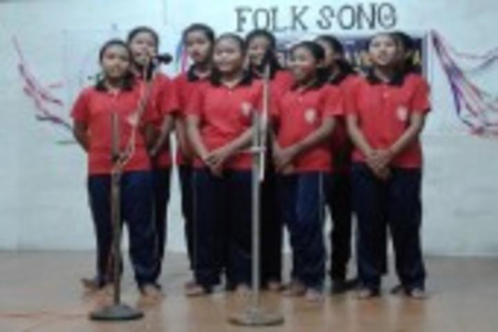 Jawahar Navodaya Vidyalaya- singing