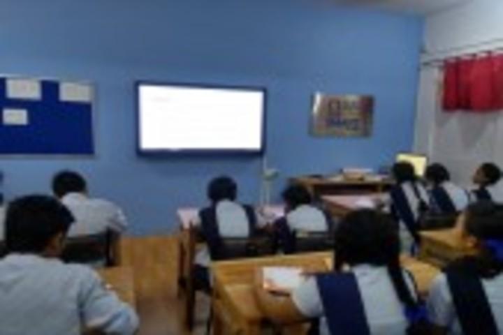 Jawahar Navodaya Vidyalaya- smart class