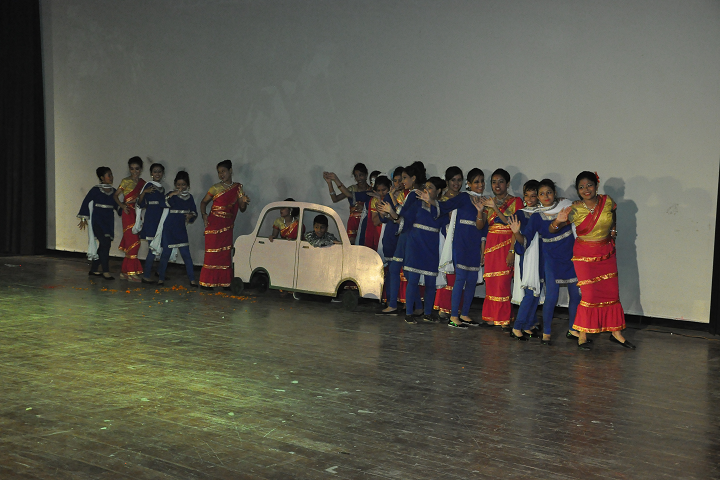 Shrimanta Shankar Academy- Annual Day