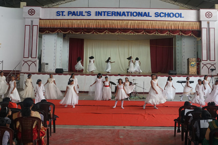 St Paul s International School-Christmas Celebration