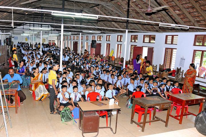 St Pauls Public School-Auditorium