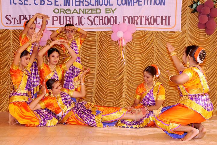 St Pauls Public School-Inter School Competiton