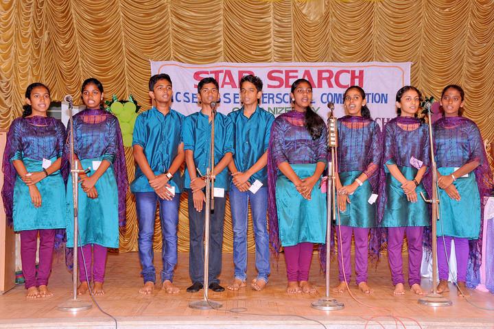 St Pauls Public School-Singing