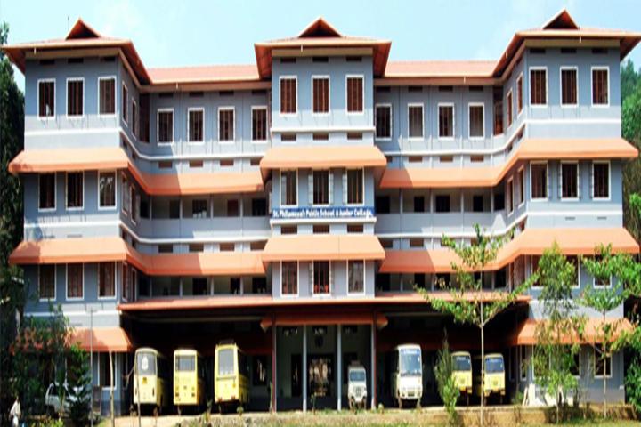 St Philomen s Public School-Campus