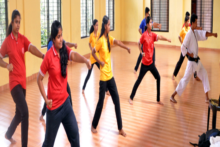 St Philomen s Public School-Karate