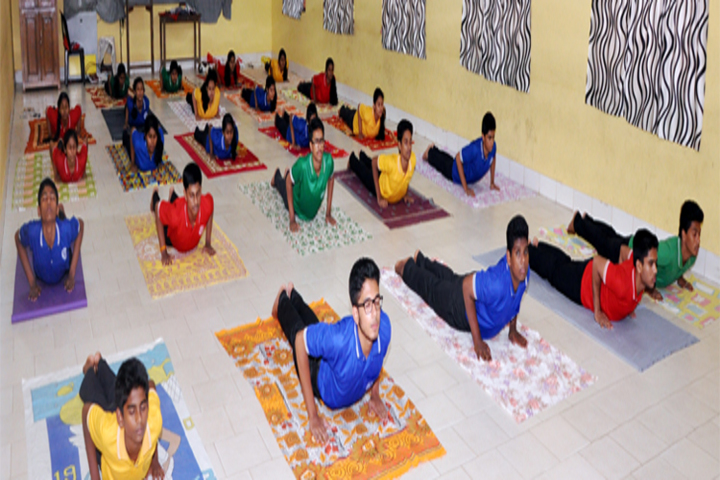 St Philomen s Public School-Yoga