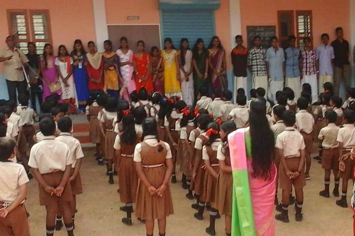 St Stephens Public School-Assembly