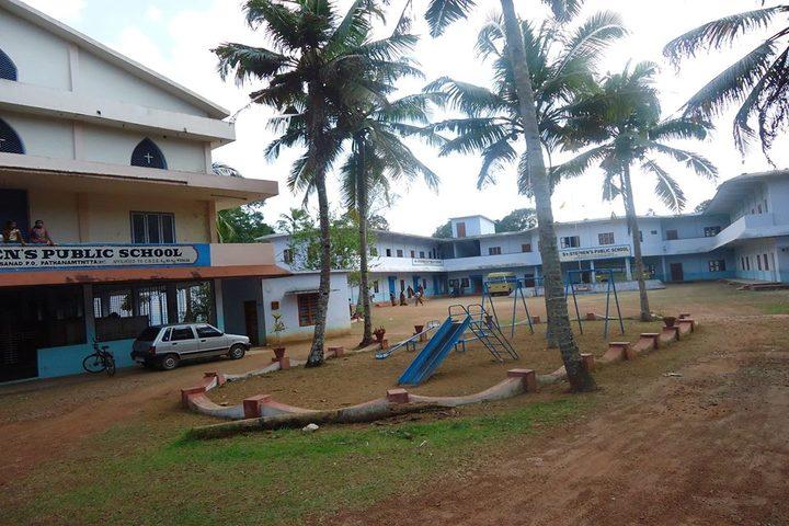 St Stephens Public School-Campus