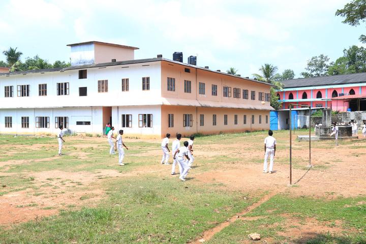 St Stephens Public School-Play Ground