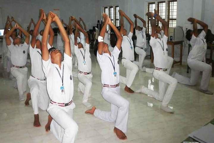 St Stephens Public School-Yoga