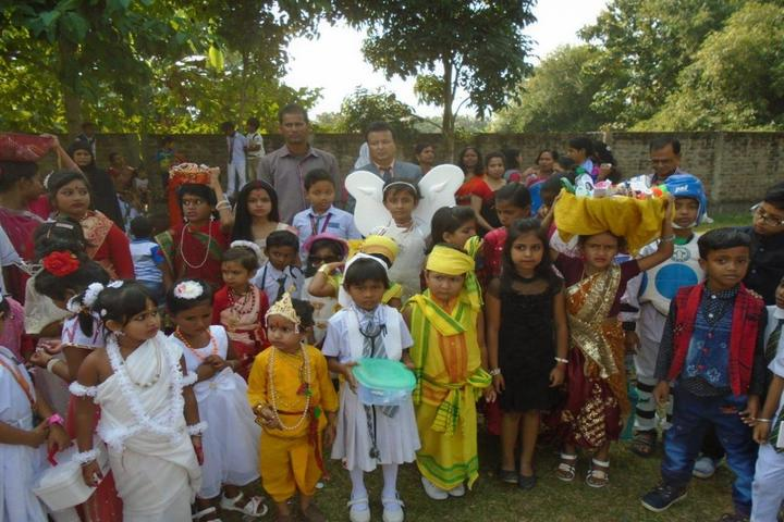South Point English School- Childrens Day