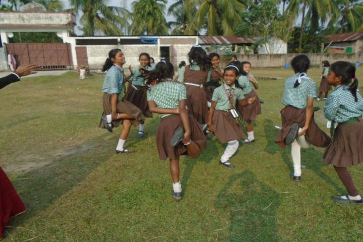 South Point English School- Playground