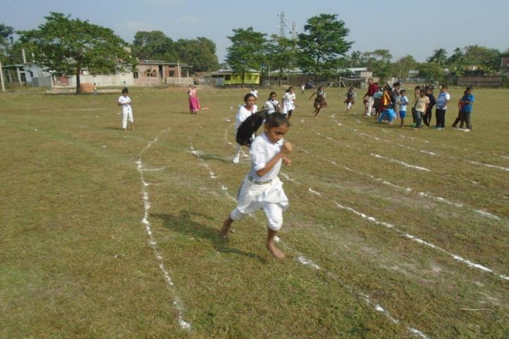South Point English School- Sports Day