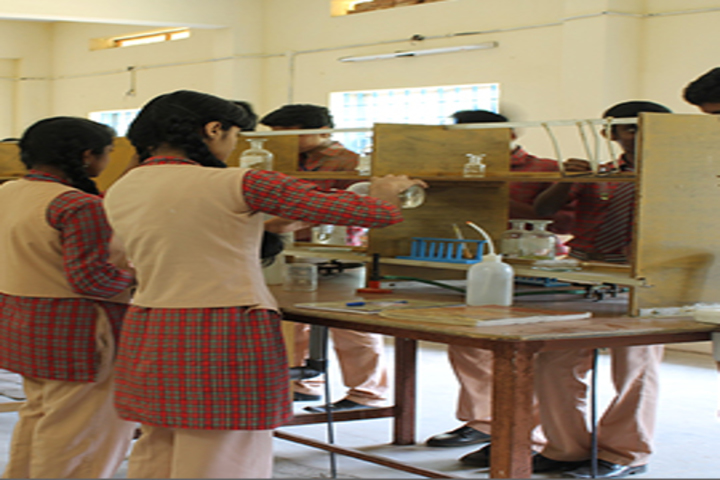 St Thomas Residential Central School-Chemistry Lab