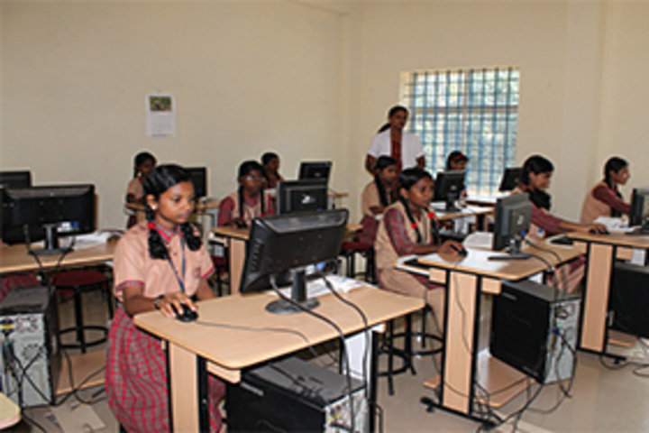 St Thomas Residential Central School-Computer Lab
