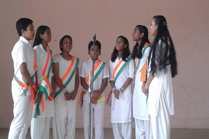 St Thomas Residential Central School-Republic Day
