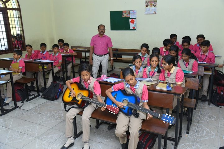St Xavier s Public School-Music Room