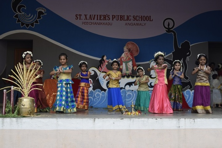 St Xavier s Public School-Onam Celebrations