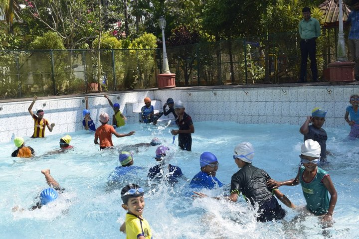 St Xavier s Public School-Swimming