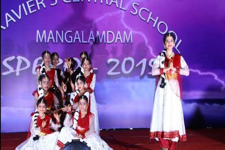 St Xaviers Central School-Event