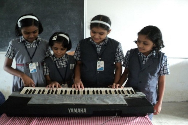 St Xaviers Central School-Music