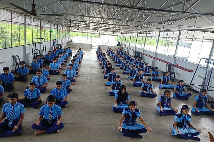 St Alloysius School-Yoga