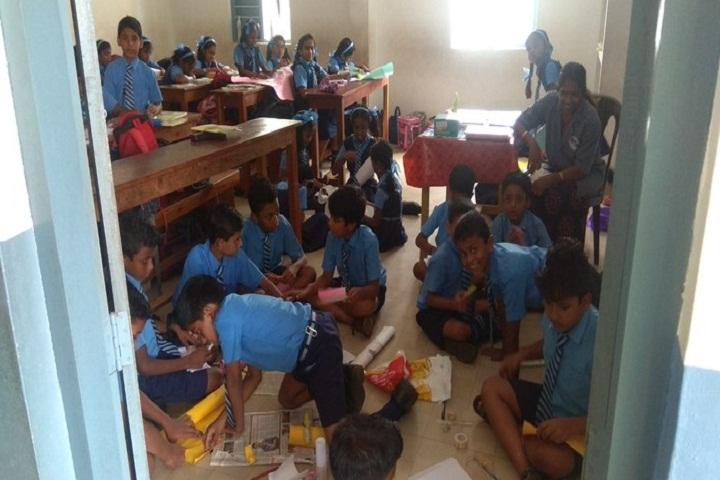 St Alloysius School-Art Class
