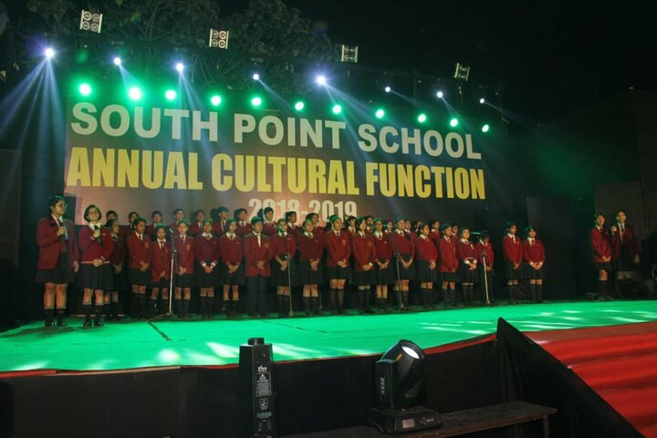 South Point School- Annual Day Function