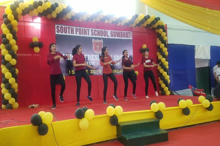 South Point School- Freshers Day