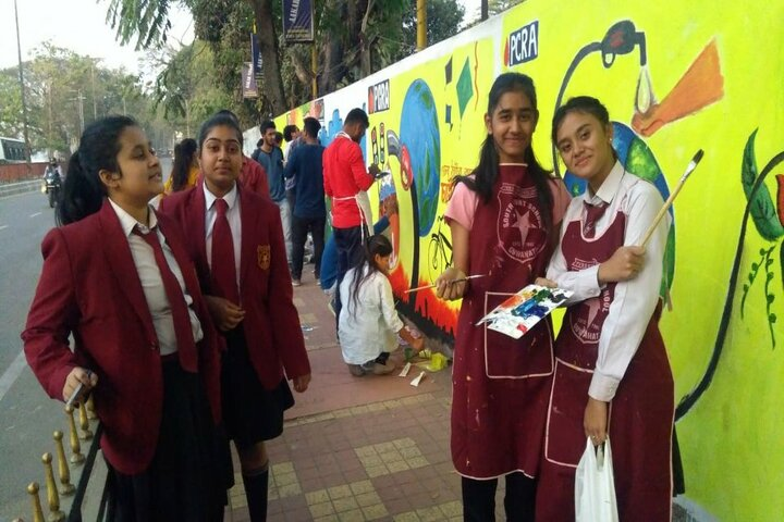 South Point School- Painting Competition