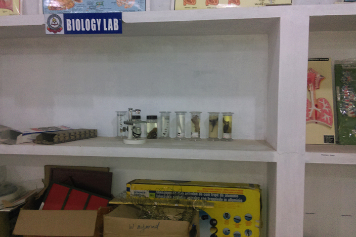 St Claret Public School-Biology Lab
