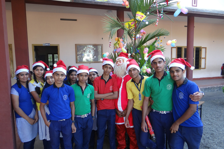 St Claret Public School-Christmas Celebrations