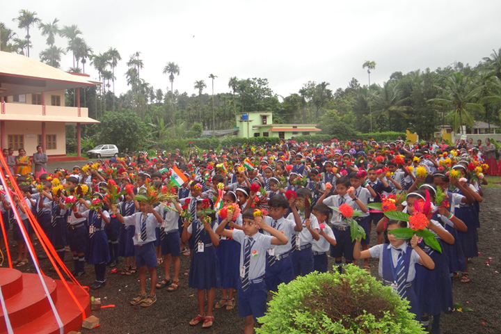 St Claret Public School-Independence Day