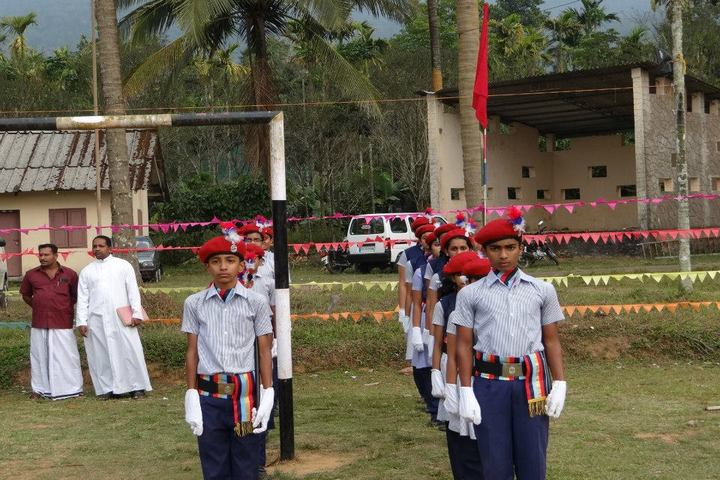 St Claret Public School-Investiture Ceremony