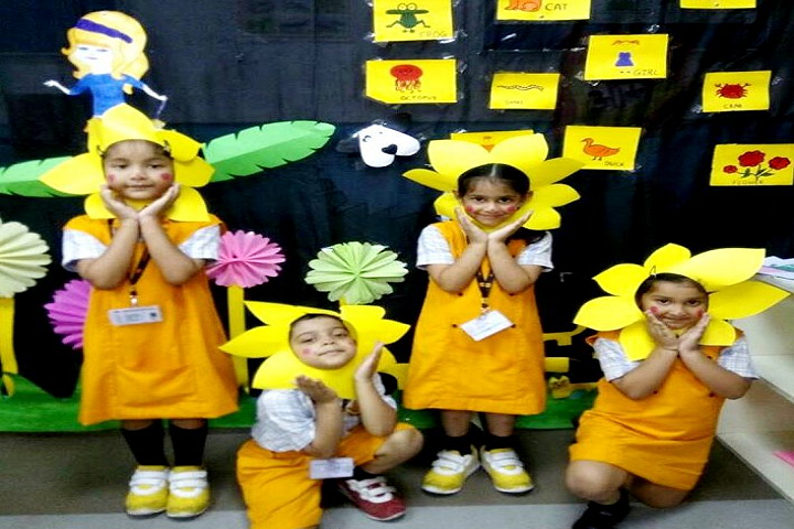 Spring Dale International School-Activity